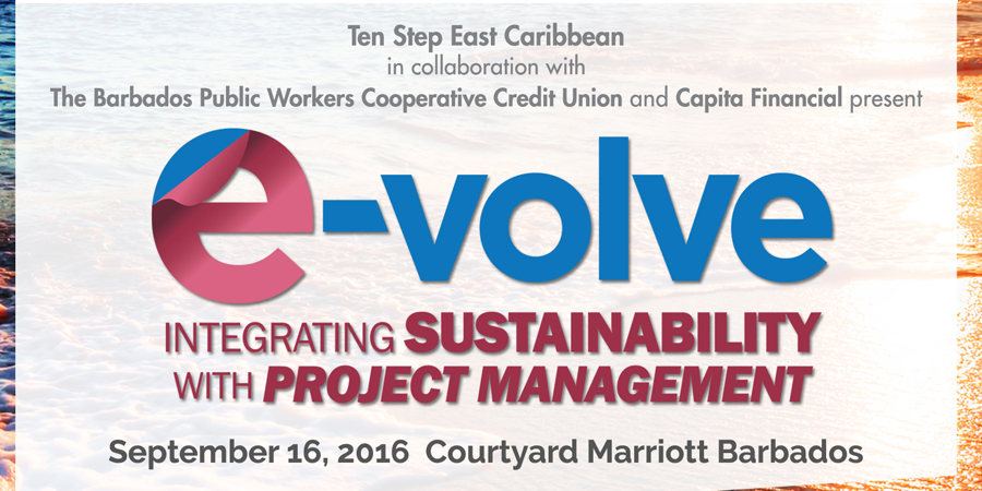 Invitation to the E-Volve Project Management Seminar - EARN PDUs