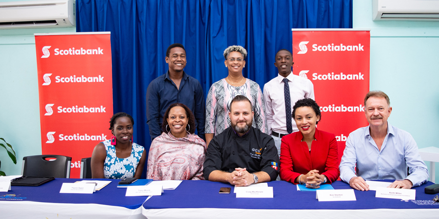Launch of The BEF Scotiabank $20 Challenge (2018 Cycle)